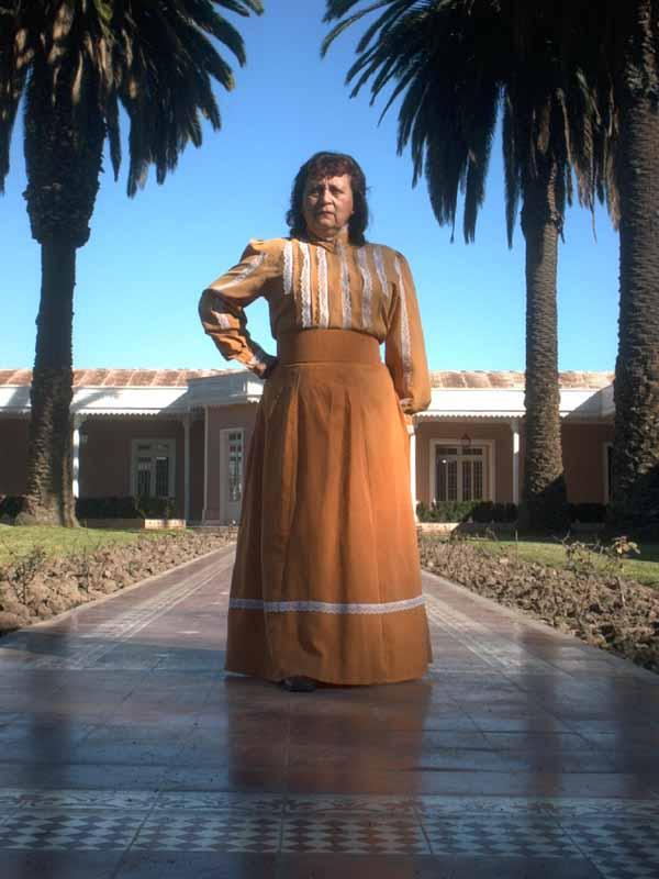 Alejandrina Silva Ortiz, nuestra folclorista de Puente Alto