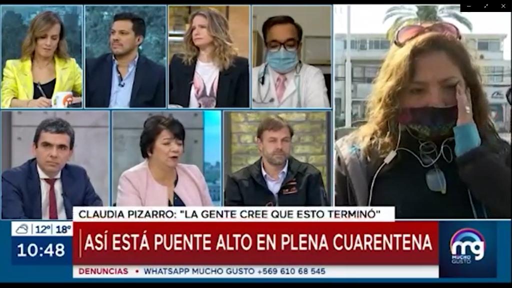 De Alcalde de Puente Alto a Líder Nacional